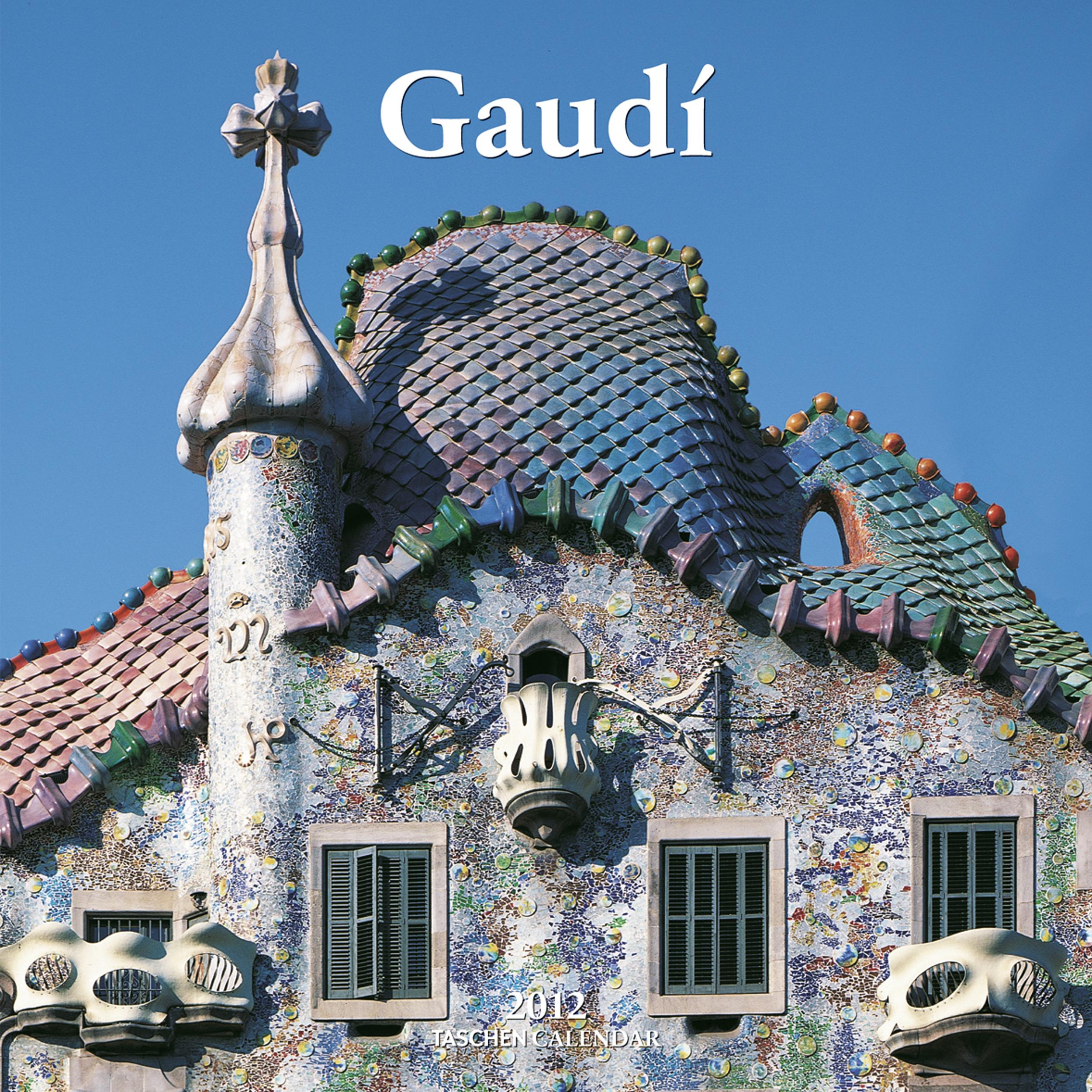 Calendar club blog world architecture day for Architecture gaudi
